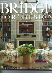 Redloh House Fabrics story featuring Astrid & Rudolf wallpapers